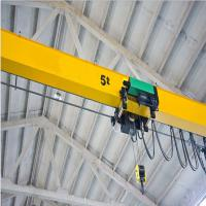 China Single girder electric hoist overhead crane 5 ton for sale on sale