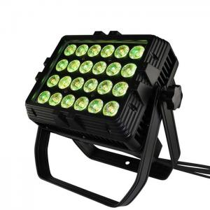 Quality 24*12W RGBW Led Ground Wall Washer Grow Outdoor Light for sale