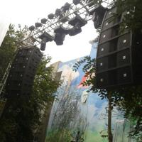 Best wide coverage curvilinear array loudspeaker line array speaker wholesale