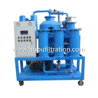 Buy Explosion-proof Vaccum Hydraulic Oil Regeneration Purifier, Lube Oil Recondition at wholesale prices