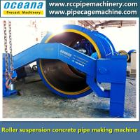 China XG Series Concrete Pipe Making Machine on sale