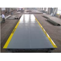 Electronic Digital Weighing Truck Axle Scale