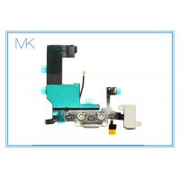 Best Mobile Phone Iphone Flex Cable USB Charger Port for iphone 5 black wholesale