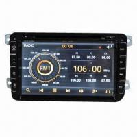 Quality Special 8 Inches 2-DIN GPS Navigation DVD for VW/Skoda for sale