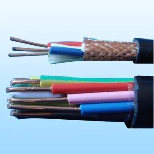 Best Fire Resistance Halgen Free Low Smoke PVC Shieled Flexible Control Cable wholesale