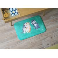 No Shrinking Outdoor Floor Rugs For Bedroom / Dining Room / Kitchen