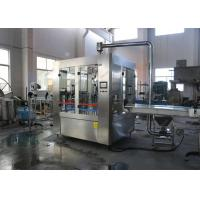 Quality Large Beer Filling Machine , Industrial Beer Brewing EquipmentSystem Stainless Steel for sale