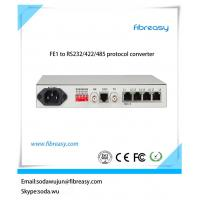 Quality 5km distance with interface converter E1 to RS232/422/485 protocol converter for sale