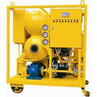 China PLC controller Double-stage Vacuum Transformer Oil treatment plant ZYD-50,fast dewater,degas,fully-auto on sale