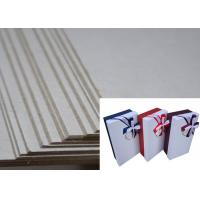 Quality Two Side Grey Solid and Hard Stiffness Grayboard Package Box Used Board for sale