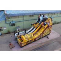 Quality QIQI Pirate Kingdom Playground Inflatables slide for kids for sale