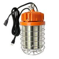 China 3000K LED Temporary Work Light , 80W Construction Temp Work Light String  on sale