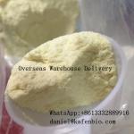 Quality Metribolone Light Yellow Trenbolone Steroids Powder Methyltrienolone Anabolic Mass Stock CAS 965-93-5 for sale