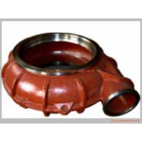 Quality Standard Slurry Pump Parts and OEM Slurry Pump Parts of high chrome cast iron material for sale