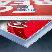 Quality New Corflute Sign Board/ Correx Sign/ Coroplast Sign Printing for sale