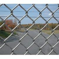 Quality Galvanized Industrial Chain Link Wire Mesh , Decorative Metal Mesh for sale
