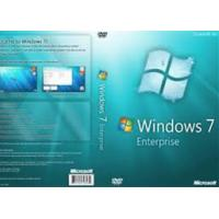 Quality Original Windows 7 Enterprise Genuine Activation , Stable Windows 7 Enterprise Versions for sale