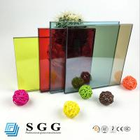 Quality High quality 10.38mm tempered laminated glass for sale