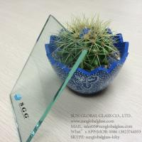 Quality High quality 4mm thick clear float class with CCC ISO CE for sale