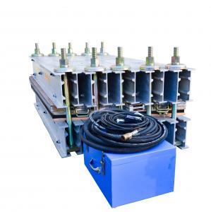 Buy Steel Cord Conveyor Belt Splicing Machine Hydraulic Vulcanizing Machine at wholesale prices