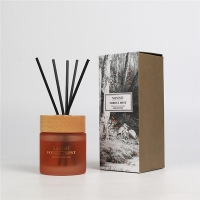 Quality Red Color Home Fragrance Aroma Long Lasting Reed Diffuser 100ml for sale