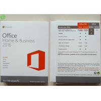 China Microsoft Office Product Key Card , Office Professional 2013 Key Card on sale