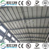 Buy suzhou OPT 24ft industrial HVLS fans energy saving fan at wholesale prices