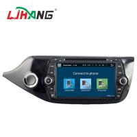 Quality 7 Inch Car Stereo That Works With Android , KIA CEED Bluetooth DVD Player For Car for sale