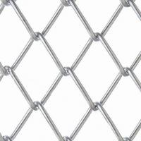 Quality Aluminum Galvanized Iron Chain Link Wire Mesh For High-Way / Chickens Fence for sale