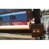 Quality 3.2M Large Eco solvent printer in 3 DX7 head for Stretch Ceiling Film and Wall Paper for sale