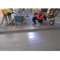 China Quick Setting Garage Floor Self Levelling CompoundFlow Automatically 4-8 Hours Curing Time on sale