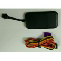 China Triggering Emergency Alarm Motorcycle GPS Tracker , gsm motorcycle tracking device on sale