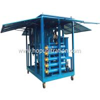 Quality Weather Proof Enclosure Type Aged Transformer Oil Purifier China Insulation Oil Purifier/ Mobile Transformer Oil FILTER for sale