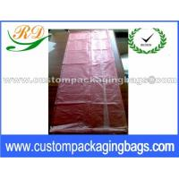 Quality Biodegradable Plastic Drawstring Laundry Bags for Infection Control in hospitals for sale