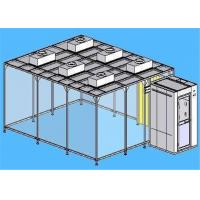 Quality Class 100000 Dust Free Softwall Clean Room With FFU for sale