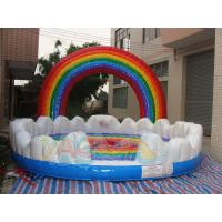 Best Rainbow Mechanical Bull Cushion wholesale