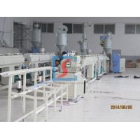 Best Plastic single screw extruder Machine , pvc pipe extrusion machine wholesale