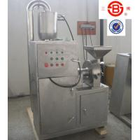 High Speed spice / herb grinder Grinding Pulverizer Machine 5300rpm shaft speed