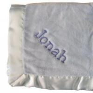 China Baby Polar Custom Fleece Blankets , Satin Binding 100% Polyester Blanket for Children on sale