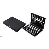 Best 24PCS Flatware Set with Wooden Box (10210) wholesale