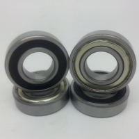 China 20mm 6001-2RS C3 Rubber Seal ZZ OPEN OEM Deep Groove Ball Bearing on sale