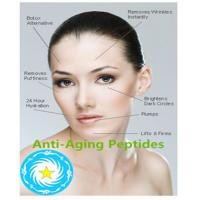 Quality Hot sale high quality wrinkle treat peptide ingredient Acetyl Octapeptide-3 SNAP-8 for sale