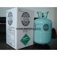China refrigerant R134a, refrigeration gas R134a white carton on sale