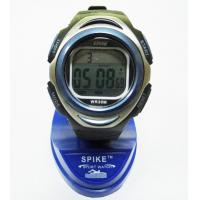 China Multifunction Digital Watch Stainless Steel Back Case Vibrating Alarm Watches on sale