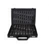 Buy cheap 170 pcs Aluminium Box HSS Roll Forged drill bit set from wholesalers