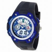 Quality Waterproof/Fashionable/Analog/Digital Sports Watch for Men with 2-year Battery Lifespan for sale