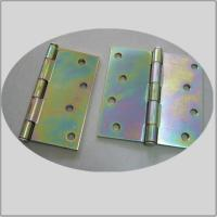 Quality Loose Pin Commercial Door Hinges , Self Closing Door Hinges Screw Type High Security for sale