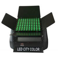Quality 80*10W Outdoor Wall Wash Landscape Lighting IP65 15-25° Beam Angle for sale