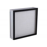 Quality Industrial Food Grade Mini Pleat Air Filter , Hepa Filter H13 H14 for sale