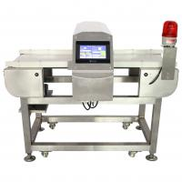 Quality Food Industry Analogy Digital Metal Detector HACCP Belt Speed During Running 0.22 M/S for sale